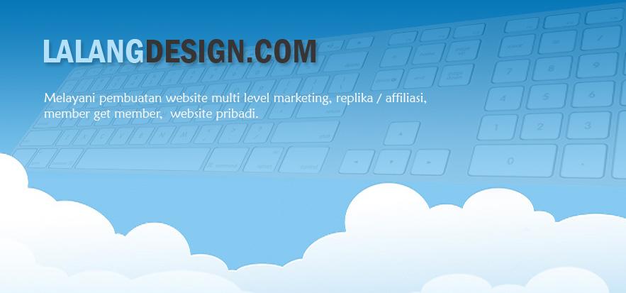 Selamat datang di lalangdesign.com